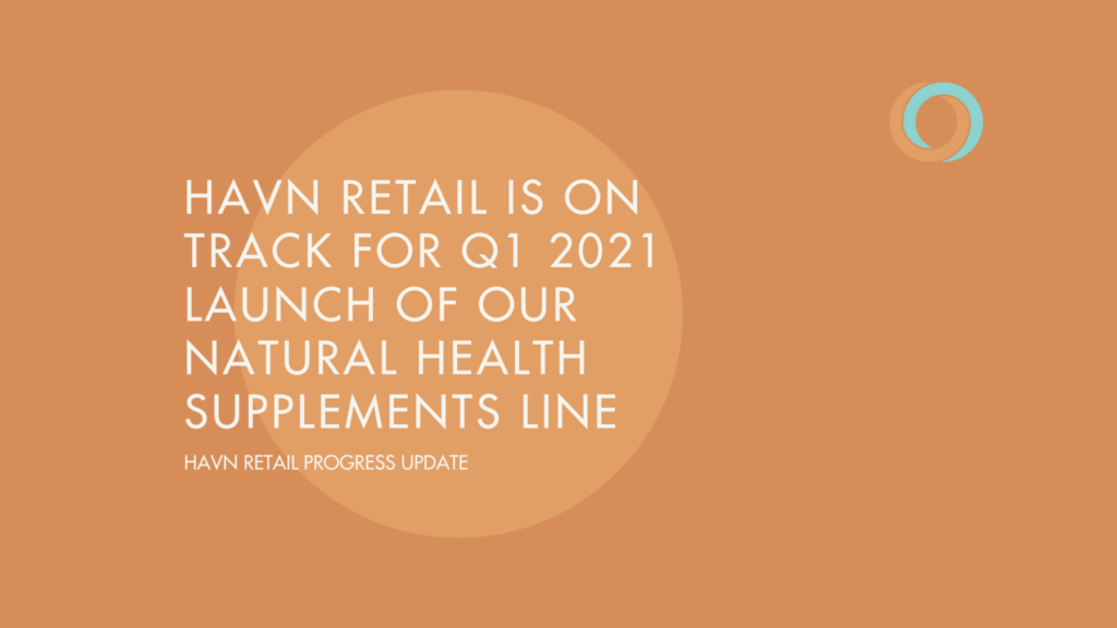 Havn Life provides update on retail strategy and product development