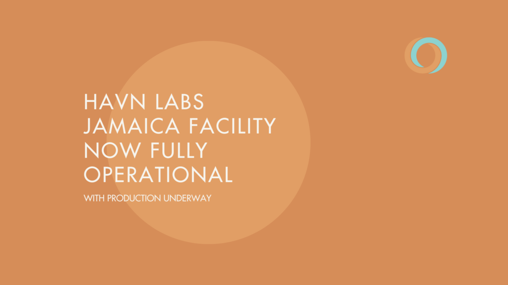 Havn Labs Jamaica Facility Now Fully Operational