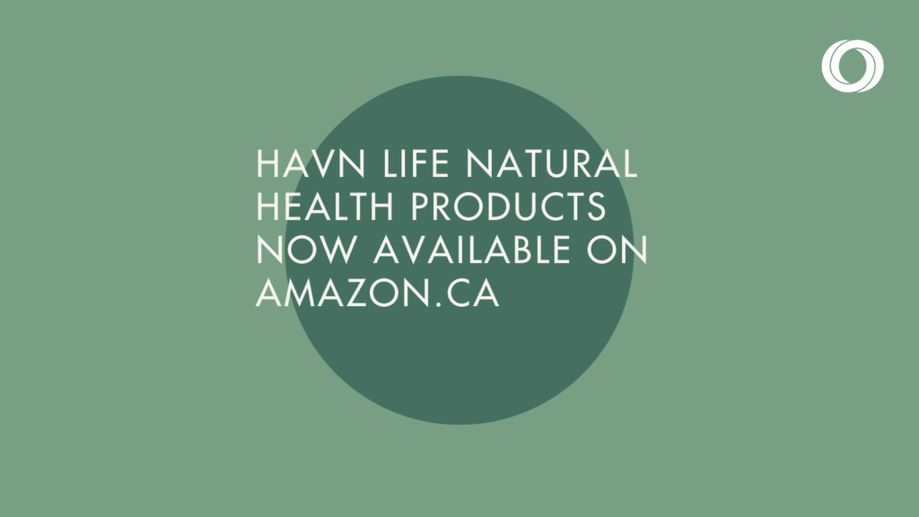 HAVN Life Natural Health Products Now Available on Amazon.ca